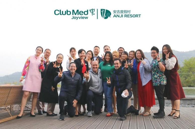 Club Med: первые городки, возобновляющие работу