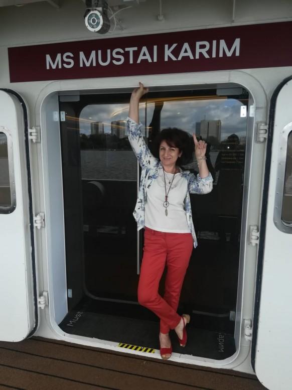 Приглашаем подняться на борт новейшего «Мустай Карим»!